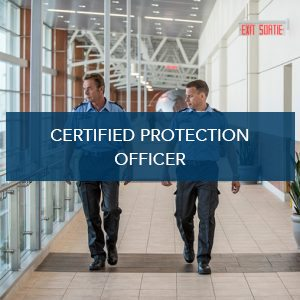 Certified Protection Officer