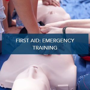 First Aid Emergency Training