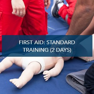 First Aid Standard Training